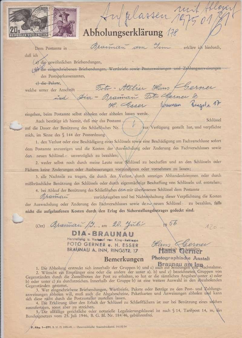 Sammlung Bedarfsbriefe Österreich ab 1945 - Seite 5 Img32