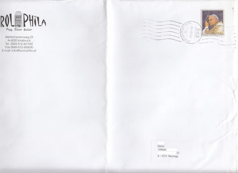 Sammlung Bedarfsbriefe Österreich ab 1945 - Seite 5 Img_0016