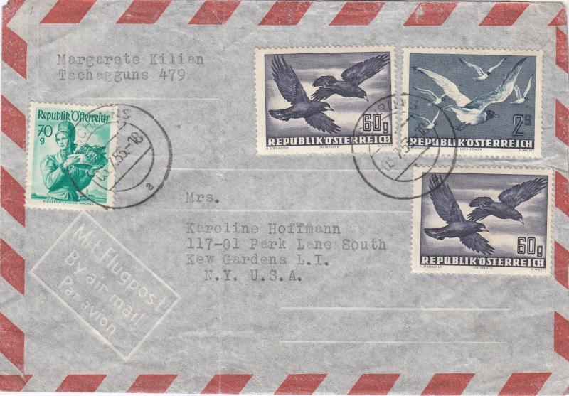 Sammlung Bedarfsbriefe Österreich ab 1945 - Seite 5 Img_0024