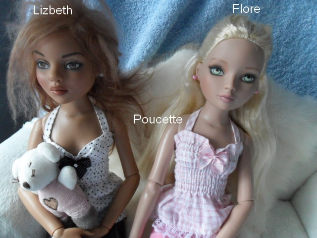 [Ellowyne] Lizbeth change de wig. Sam_3735