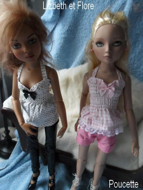 [Ellowyne] Lizbeth change de wig. Sam_3736
