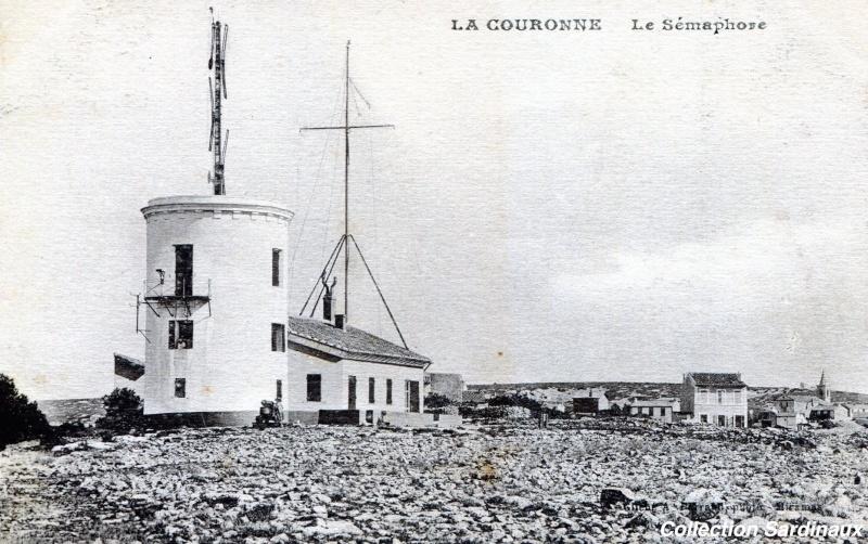 SÉMAPHORE - CAP COURONNE (BOUCHES DU RHÔNE) - Page 2 1_cour10