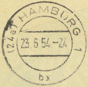Briefe / Poststücke österreichischer Banken - Seite 3 Hambur10