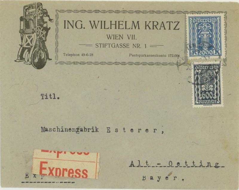 Werbeumschläge und -karten aus Österreich - Seite 2 Machin10