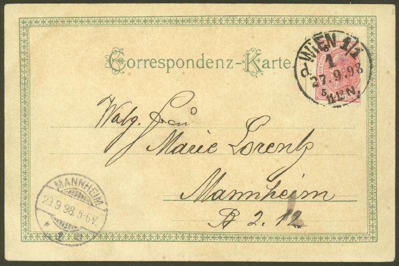 Kaiser Franz Joseph I Wien_211