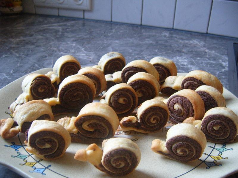Escargots en chocolat - Page 2 62595210
