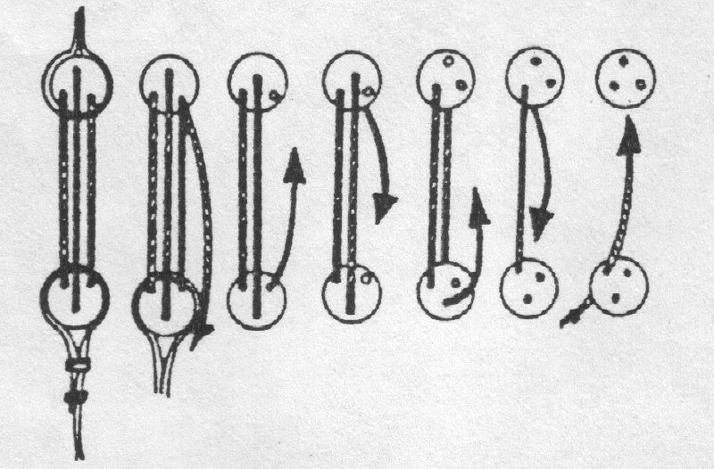 Cutty sark de chez constructo echelle 1/90  - Page 2 Noeuds11