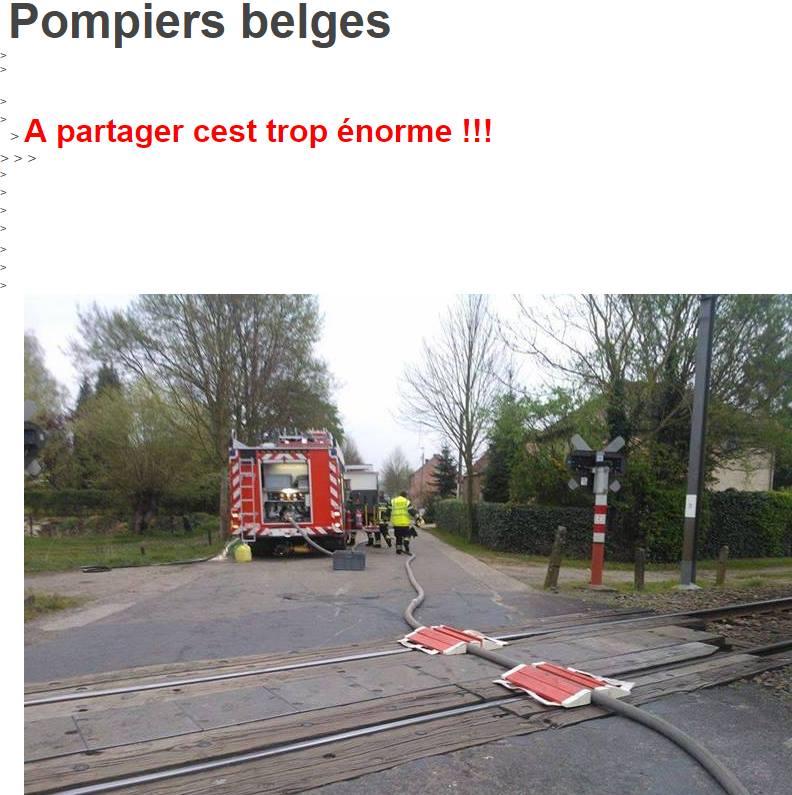pompiers belges c'est énorme ! Pompie10