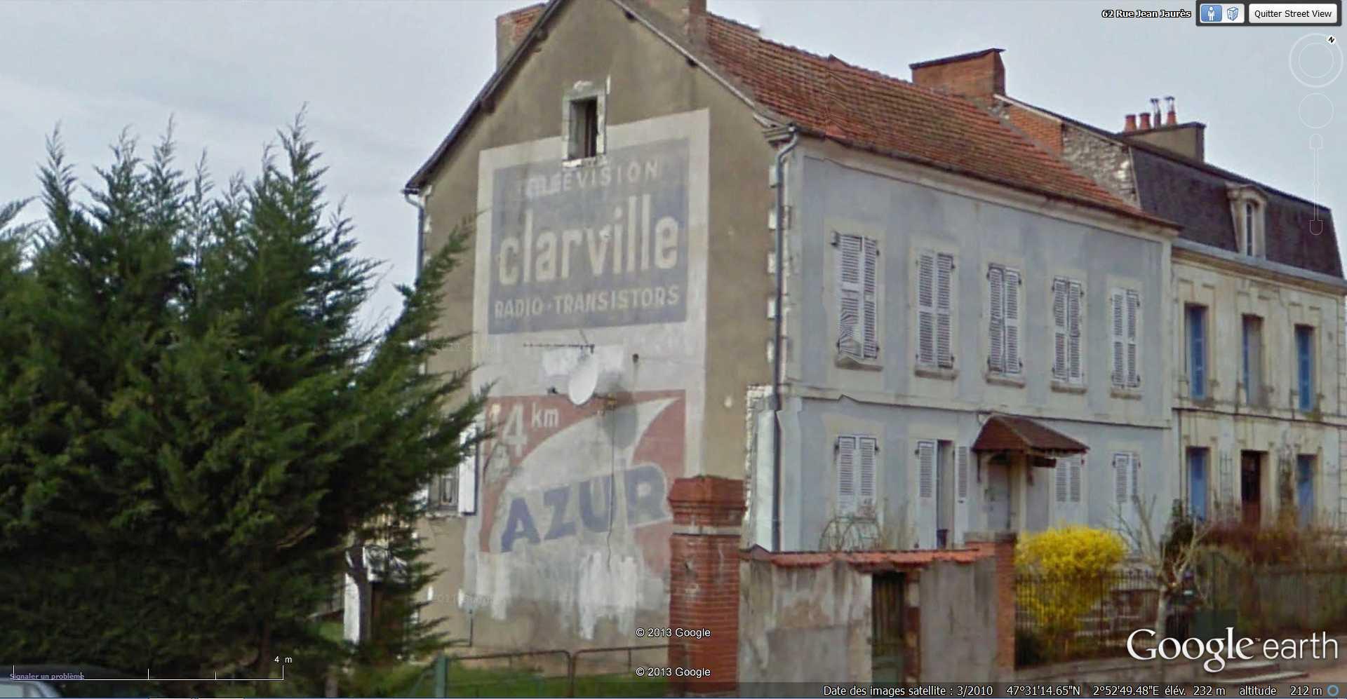 STREET VIEW : Vieilles publicités murales - Page 12 2013-013