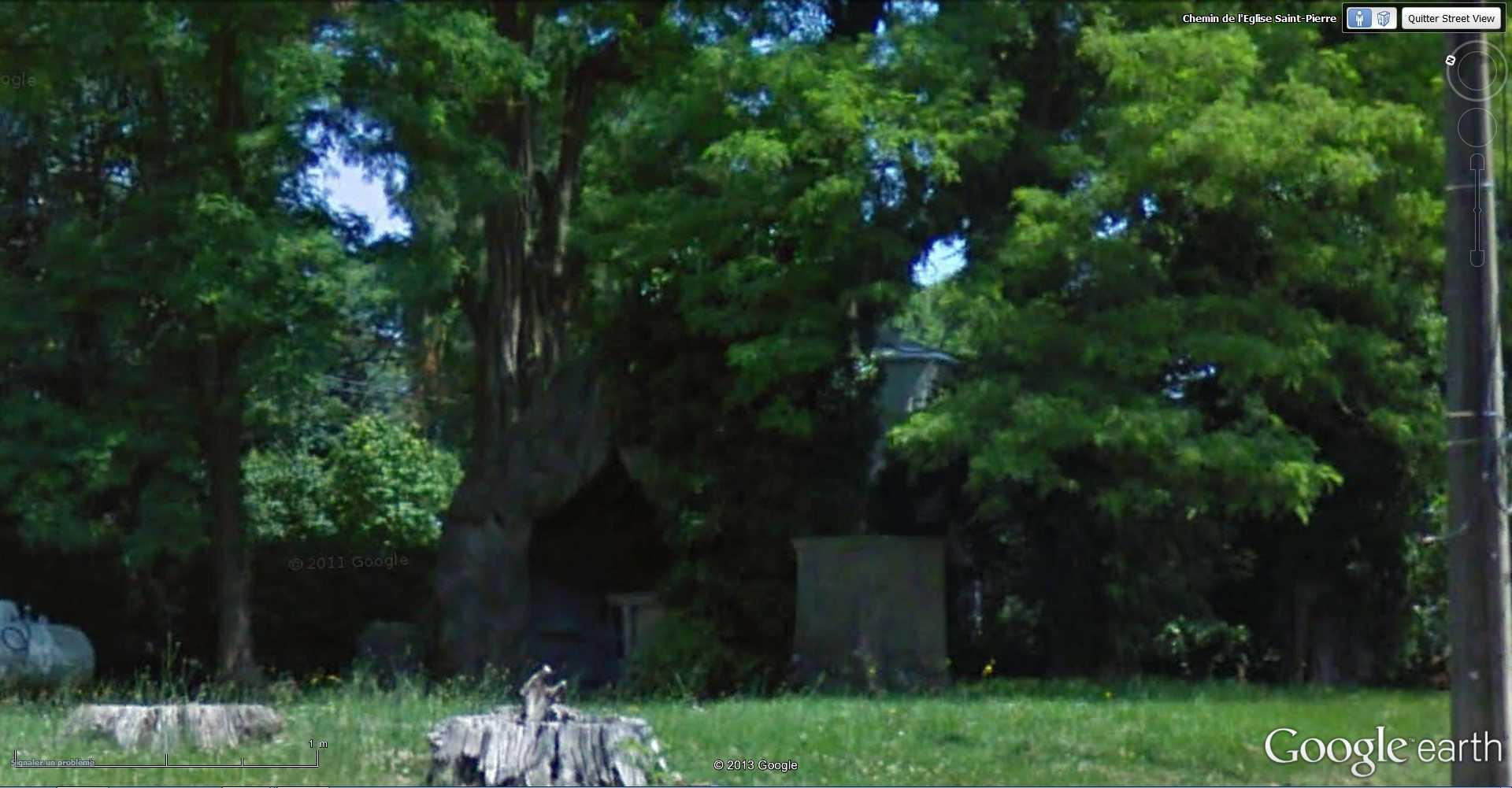 Les répliques de la grotte de Lourdes 2013-065