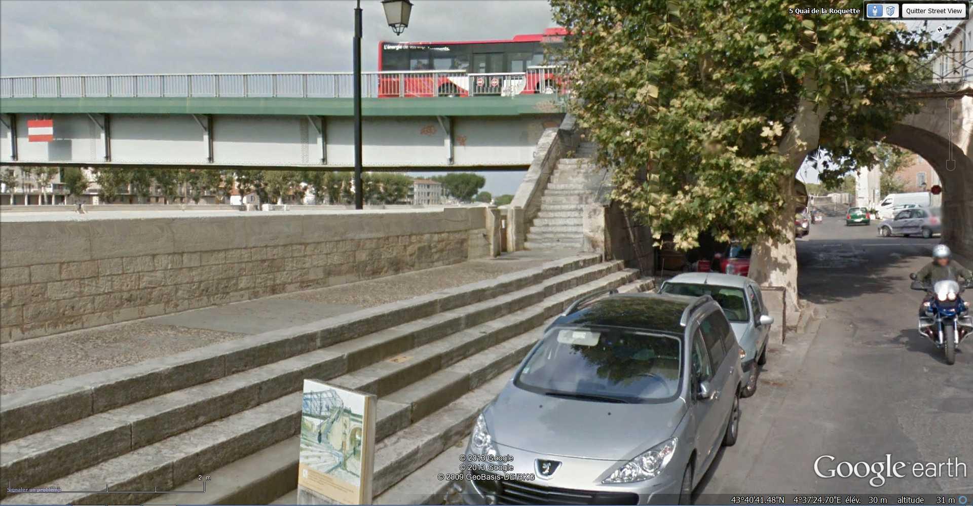 Street View : Lieux représentés sur des peintures célèbres (ou un peu moins) - Page 2 2013-087