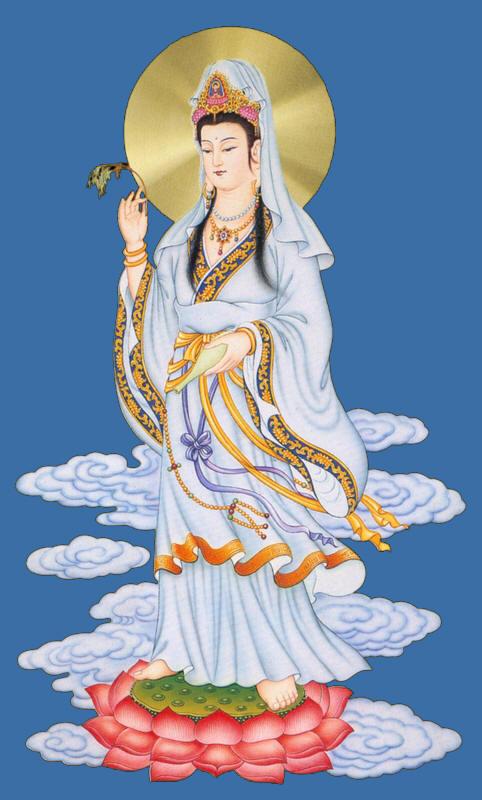 DIEU est une femme  Kuan-y10