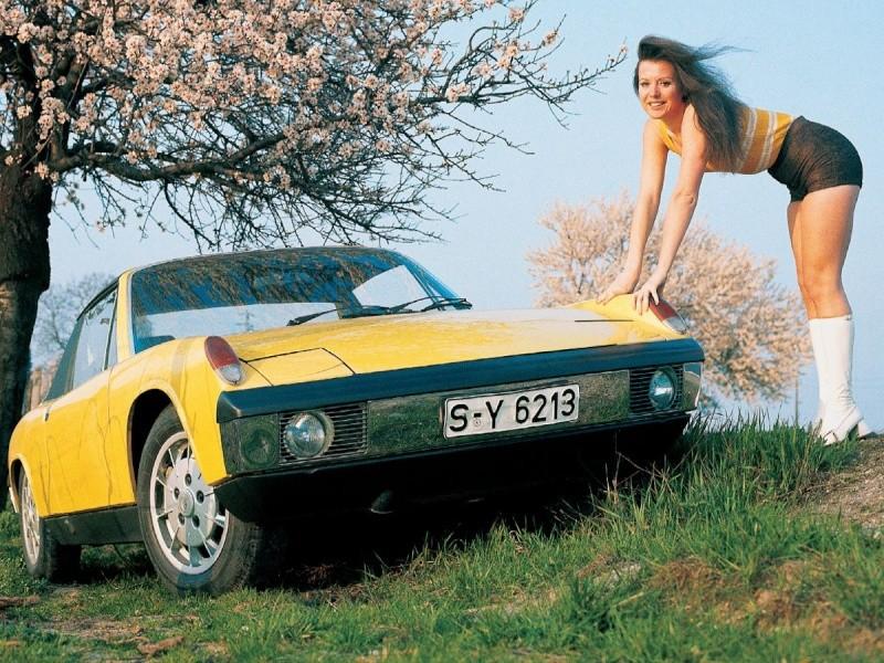 Porsche and Girls - Page 11 Porsch10