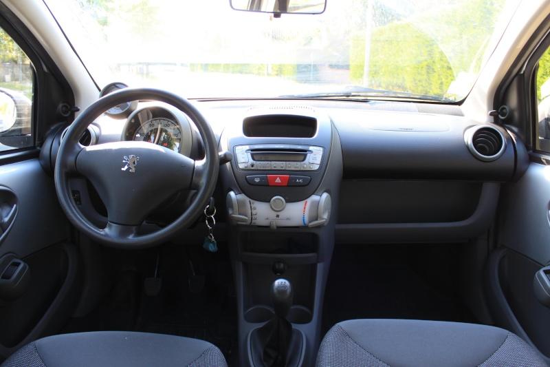 [VENDUE] Peugeot 107 Trendy 1.0L 5p gris alu 0310