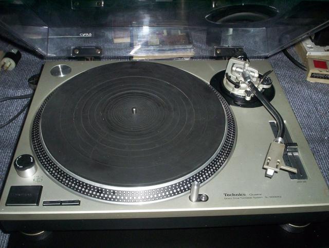 Technics SL1200 MKII Turntable (Used) Techni13