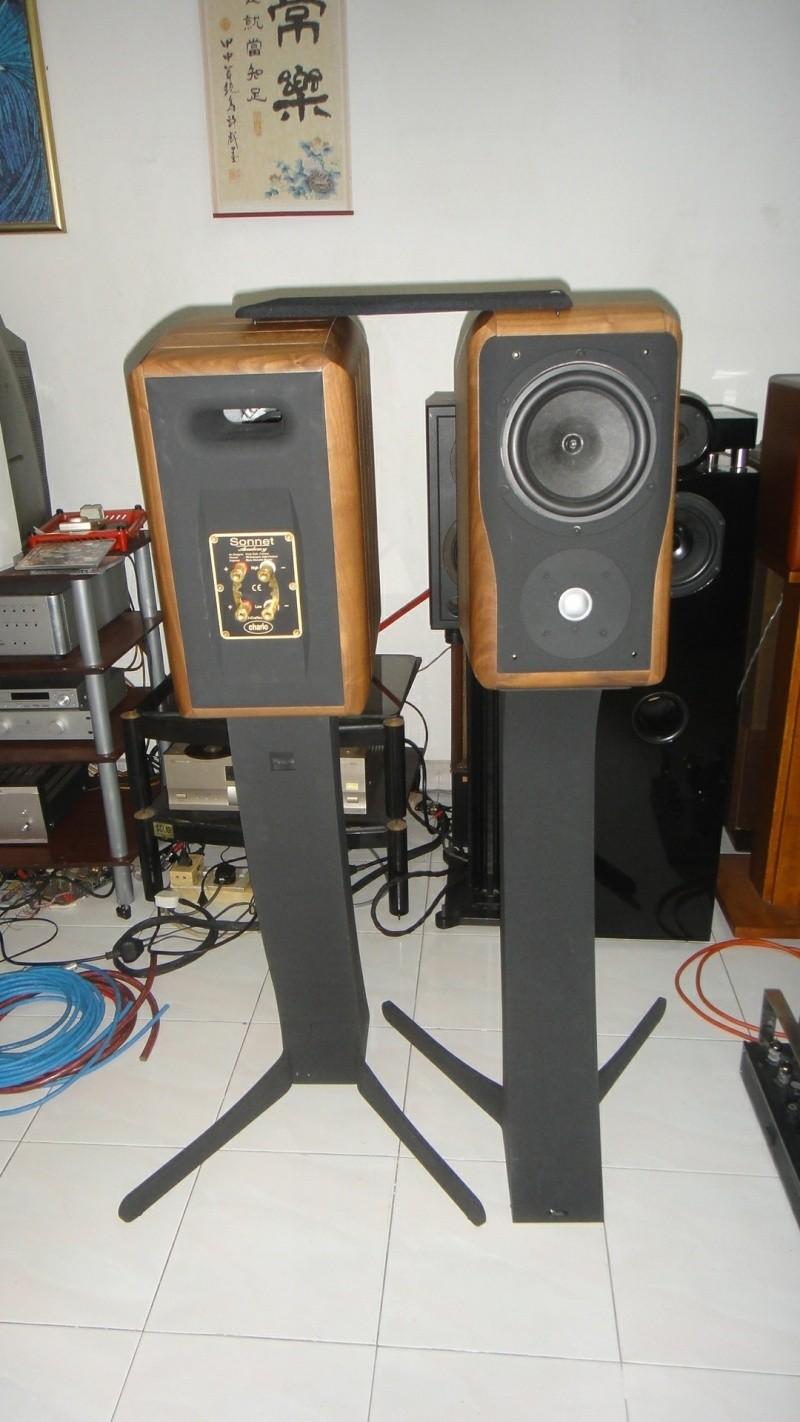 Chario Academy Sonnet speaker (Used)SOLD Dsc02630