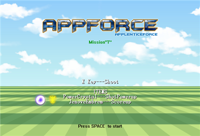 Appforce Mission T (basic shooter) Appfor10