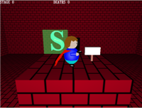 Synchronous Shooter, Magic and Bullet, I wanna be the 3D, Cycle Puzzle I_wann10