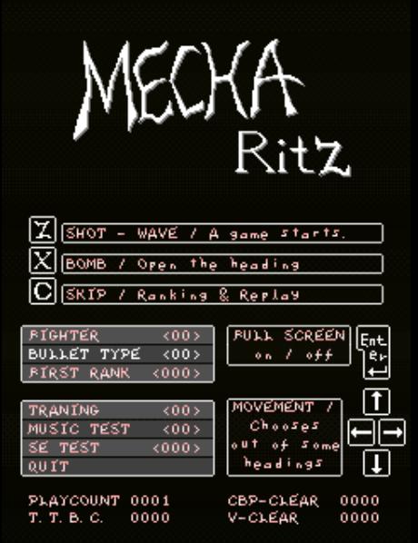 Mecha Ritz (good Japanese SHMUP) Mecha_11