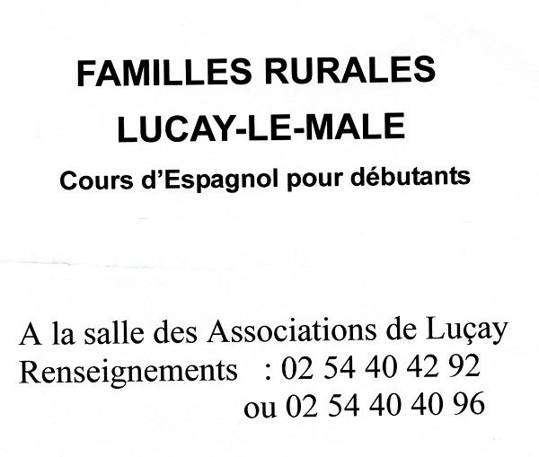 LUCAY LE MÂLE - Cours d'espagnol pour débutants 2013-210