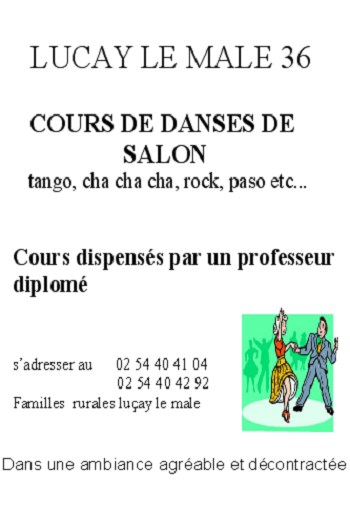 LUCAY LE MÂLE - Cours de danses de salon 2013_210