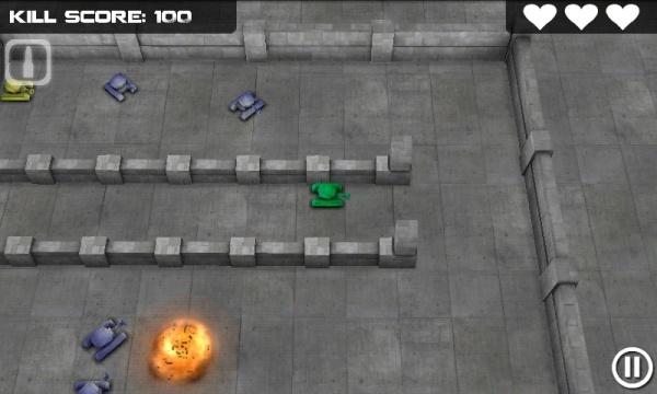 [Gratuit] Tank Hero Th210