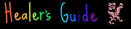 .Healers Guide. Vbc10