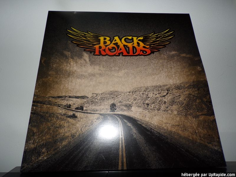 BACK ROADS back roads  100-1110