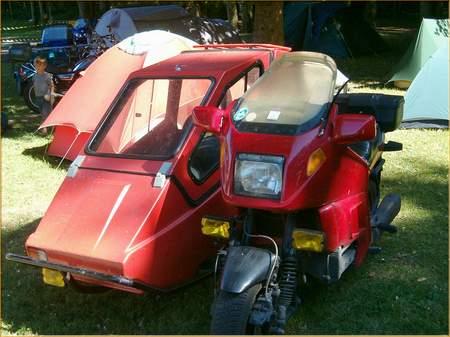 side-car motorhome ! Panda410