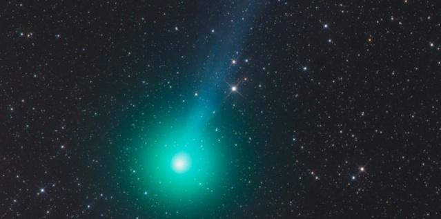 """Janvier 2015 : observez la comète """"Lovejoy"""" à l'oeil nu 13613110"""