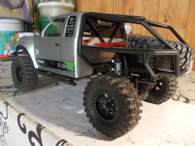 Axial scx10 Jeep Wrangler Unlimited Rubicon KIT - Página 4 311