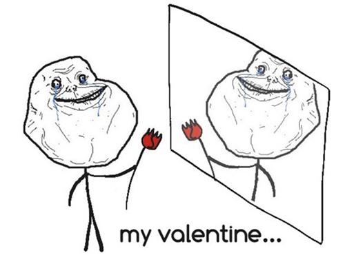 Chùm ảnh chế hài hước ngày Valentine 19-49810
