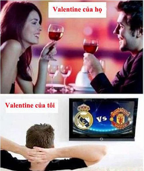 Chùm ảnh chế hài hước ngày Valentine 20-79110