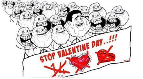 Chùm ảnh chế hài hước ngày Valentine 21-37310