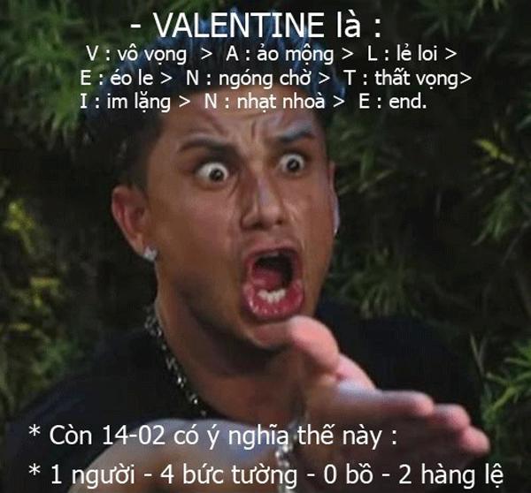 Chùm ảnh chế hài hước ngày Valentine 8-355610