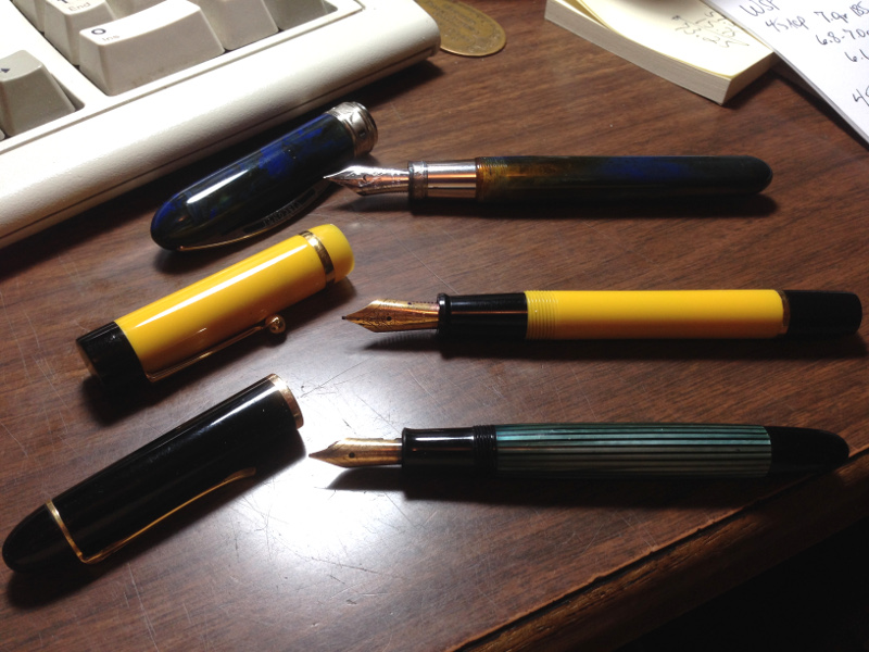 What are you writing with today? Pens10