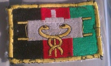 Afghanistan Medic Patch 10994110
