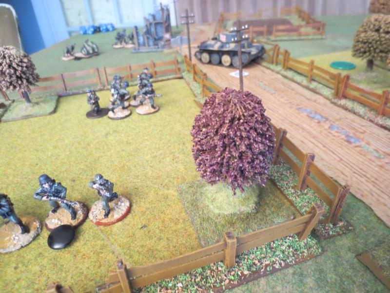 Bataille pour le village de Saint Vrain juin 1940 Img_5616