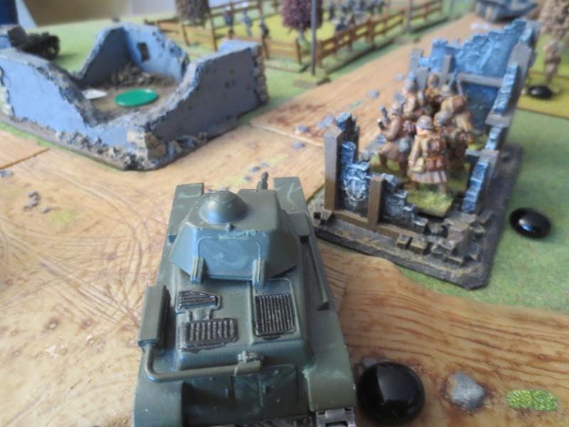 Bataille pour le village de Saint Vrain juin 1940 Img_5617