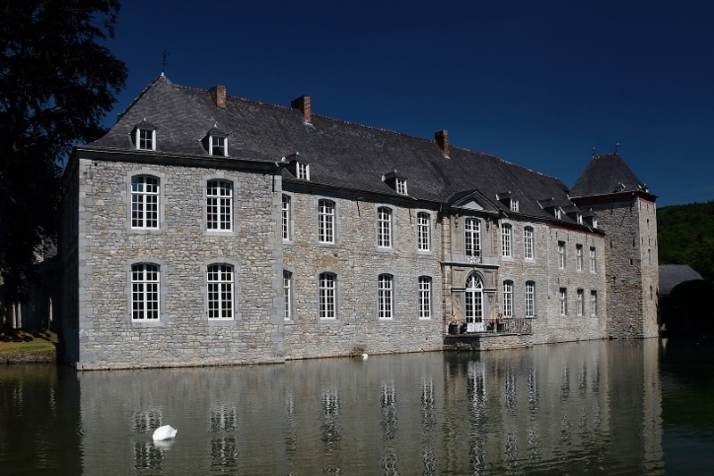 Chateau d'Annevoie Img06710