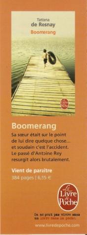 Livre de poche éditions Numar136
