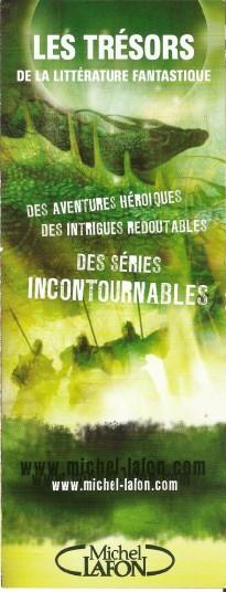 Michel Lafon éditions Numar139