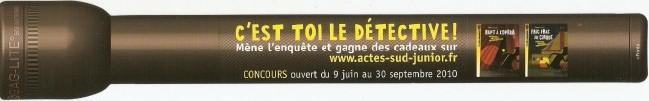 Actes Sud éditions - Page 2 Numar275