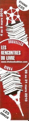 salon du livre de Paris Numar867