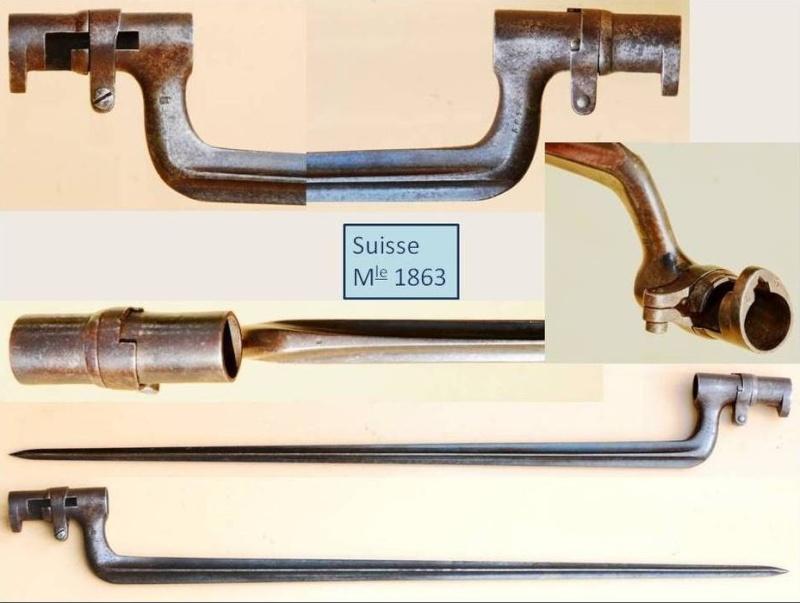 Quelques paquetages, armes et équipements suisses. 186_0010