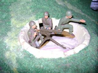 Les figurines anciennes, leurs accessoires et leurs décors. Dsc04515
