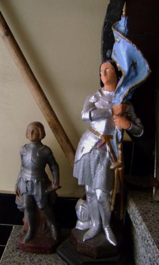 Sixième centenaire de la naissance de Jeanne d'Arc. Dsc06857