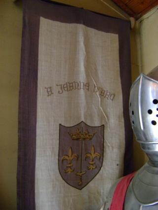 Sixième centenaire de la naissance de Jeanne d'Arc. Dsc06858