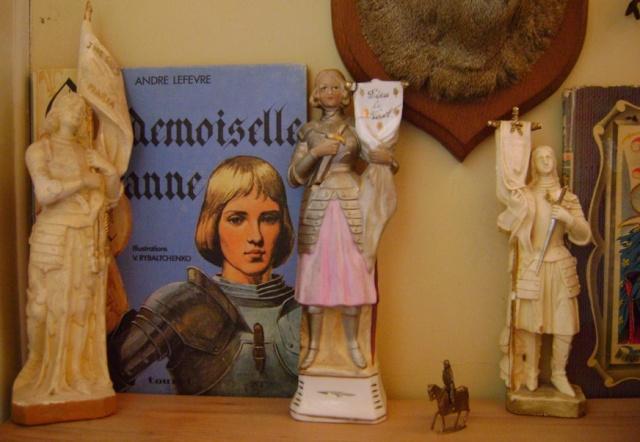 Sixième centenaire de la naissance de Jeanne d'Arc. Dsc06860