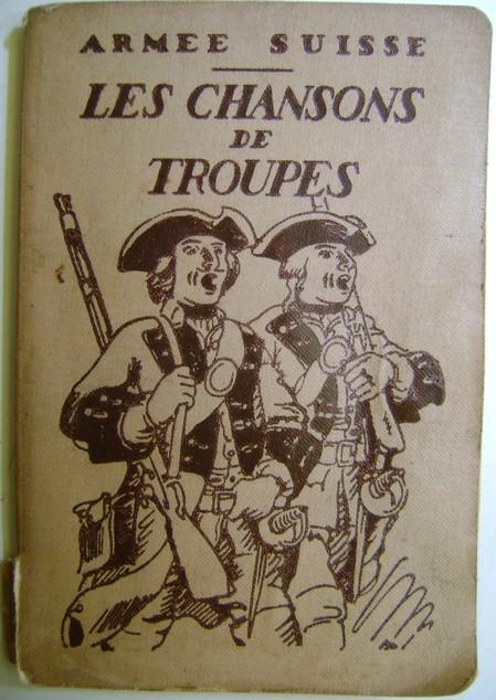 Les recueils de chansons des soldats. Dsc06869
